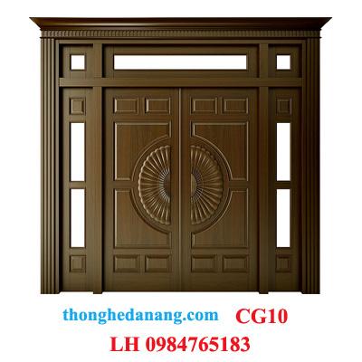 Xưởng nhận đóng cửa gỗ theo yêu cầu tại Đà Nẵng