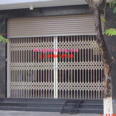 Mẫu cửa kéo Đài Loan tại Đà Nẵng