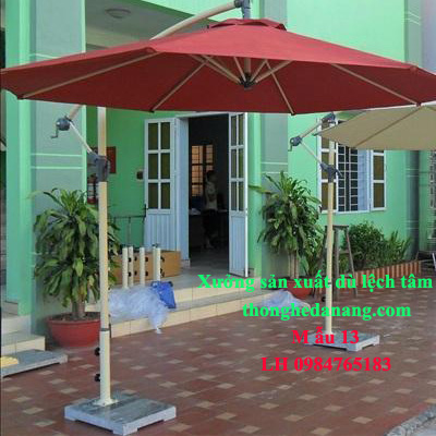 Dù lệch tâm tại Đà Nẵng