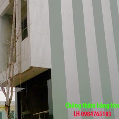 Đóng tôn chống thấm tại Đà Nẵng